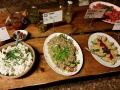 Lergravgaard - Bålhytte salater